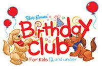 Free Kids Meal at Bob Evans for Their Birthday
