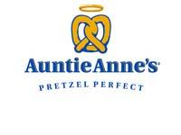 Free Pretzel at Auntie Anne's