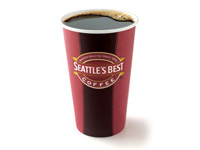 100,000 Free Seattle's Best Coffee Samples via Facebook