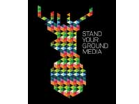 Free Stand Your Ground Media Sticker