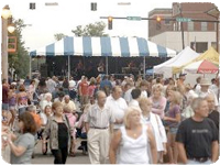 Downtown Batvia Events