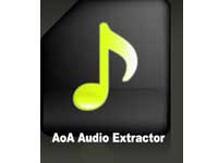 Free AoA Audio Extractor