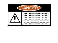 Free Warning Label Generator