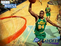Free Utah Jazz Wallpapers