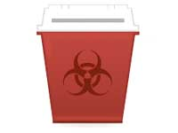 Free Sharps Container for Your Dangerous Waste