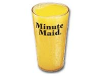 Free Minute Maid Orange Juice at Waffle House
