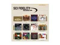 Free Music: Sci Fidelity Record Sampler