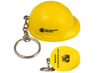 Free Hard Hat Key Chain