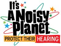Free Noisy Planet Materials in English and Spanish