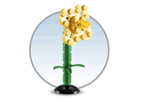 Free Mini Lego Flower at Lego Stores May 3rd at 5 p.m.