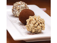 Free Chocolate Truffle Trio for Mom on Mother's Day at McCormick and Schmick's Seafood Restaurant