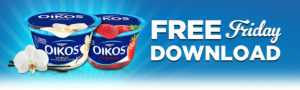 Expired: Free Dannon Oikos Greek Yogurt from Kroger