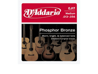 Free D'Addario Acoustic Phosphor Bronze Stings