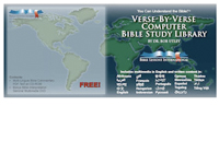 Free Dr. Utley's Verse-By-Verse Computer Bible Study Library CD-ROM and Bonus DVD