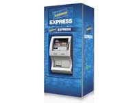 """$1 Off Blockbuster Express Movie Rental with Promotion Code """"DOLLAROFF"""""""