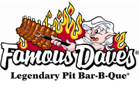 Free Famous Dave's BBQ for Military Veterans Friday, Nov. 11th