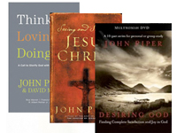 Free Book or DVD from Desiring God