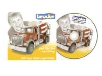 Free Bruder Active Toys DVD