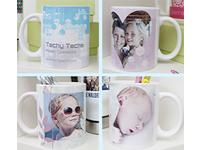 Free Custom Ceramic Mug (plus shipping)
