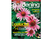 Free Issue of Gardening How To Magazine