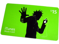 EXPIRED: $50 iTunes Card for ONLY $40
