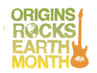 Origins Rocks Earth Month: Free Skin Care Product with Trade In on Earth Day