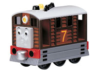 Free Toby the Train Color Book