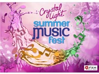 Free Music Downloads on the Crystal Light Facebook Page