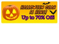 Halloween Sale at Mini in the Box