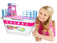 Win a Barbie Cruise Ship and Win a $500 Shopping Spree