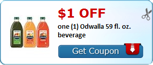 Expired: Odwalla Coupon