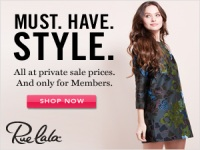 Great Deals at Rue La La FREE Sign up!