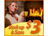 EXPIRED: Stock Up and Save $3 & Win a Kindle Fire