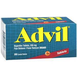 Expired: Advil Coupon