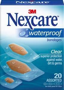 Expired:Free Nexcare Bandage Sample