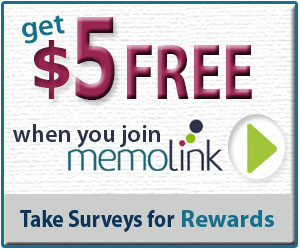 Expired: Get $5 FREE from Memolink