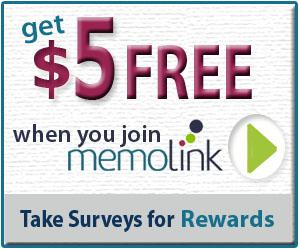 Get $5 FREE from Memolink