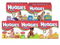Huggies Snug & Dry Diapers Coupon