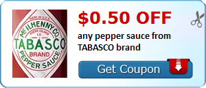 Expired: Tabasco Coupon