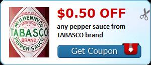 Expired:Tabasco Coupon