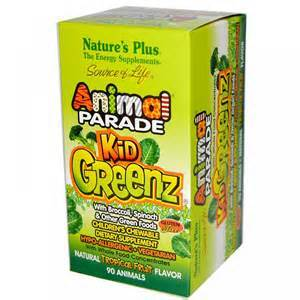 Expired: Free Sample of Nature's Plus Animal Parade Kid Grenz Chewables