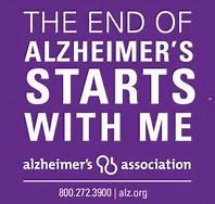 Free Alzheimer's Sticker