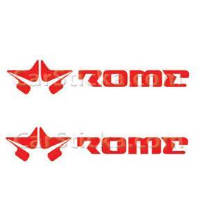 free Rome Snowboard stickers