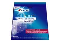 Free Sample of Crest 3D White Strips