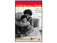 "Free Booklet: ""A Child Becomes a Reader"""