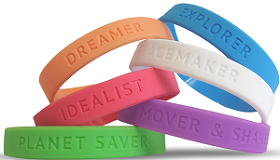 Expired: Free Good Doer Wristband