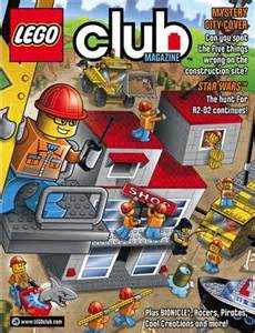 Free Lego Club Magazine for Kids