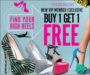 Expired: Join ShoeDazzle! Free Membership & Advice from Experts Plus BOGO!