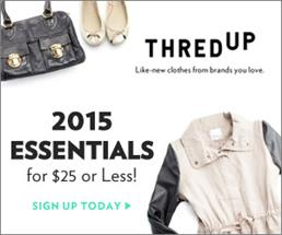 Expired: 20% Off Your First Purchase from ThredUP