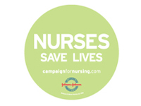 Free Nurses Save Lives Magnet & More